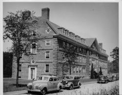 Greenough Hall, undated