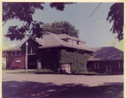 Grinnell Arena, undated
