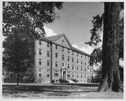 Knowlton Dorm, undated