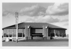 Mullins Convocation Center, undated