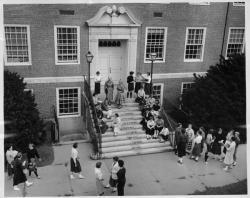 Skinner Hall, undated