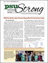 PSU Strong: Newsletter, December 2019