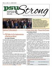 PSU Strong Newsletter - June 2019