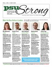 PSU Strong - May 2018 newsletter