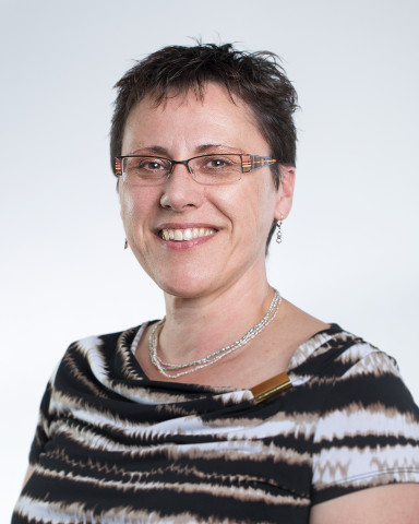 Martina Nieswandt, Associate Vice Chancellor for Research and Engagement