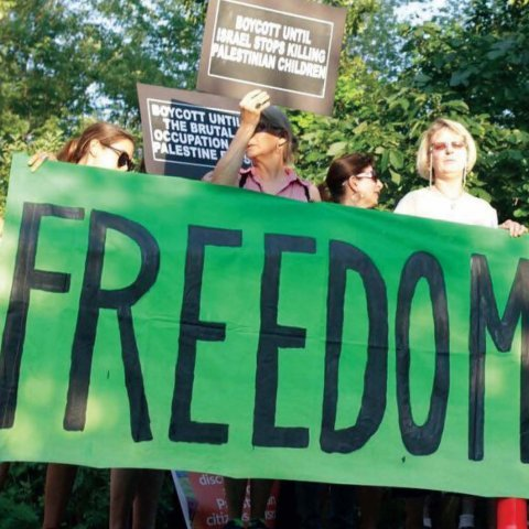 Criminalizing Dissent: The Attack on BDS and Pro-Palestinian Speech