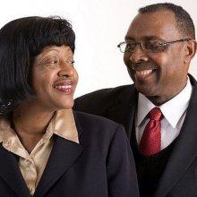 Rev. Nelson and Dr. Joyce Johnson