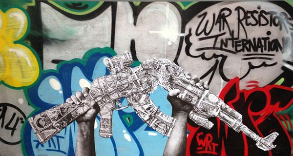 War Resistors International Cape Town 2014