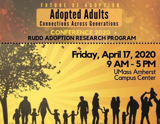 Umass Amherst Spring Concert 2020.2020 Rudd Adoption Research Program Conference Rudd