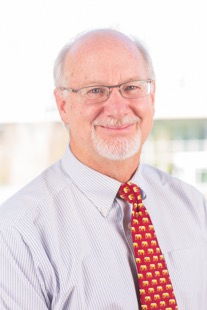 Curt Griffin, Director of UMass Amherst School of Earth & Sustainability, Department Head of Environmental Conservation