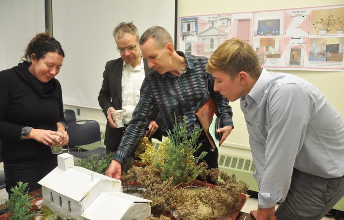 UMass SES Landscape Architecture People Built Environment Design