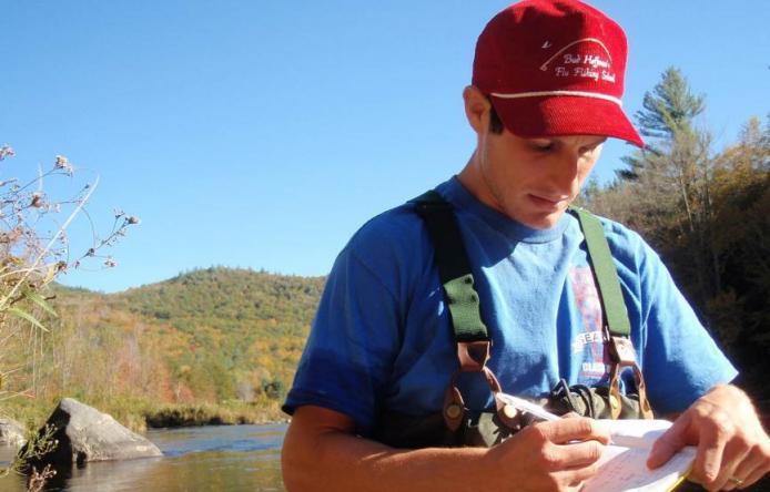 UMass SES Environmental Science undergraduate major