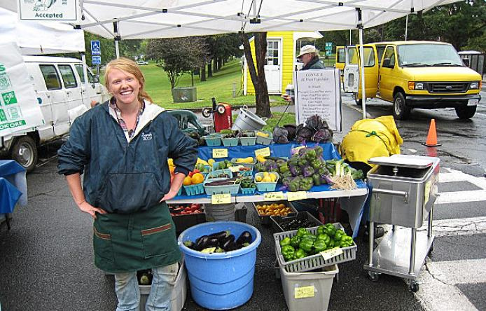 UMass Sustainable Food and Farming students graduate and find meaningful jobs!