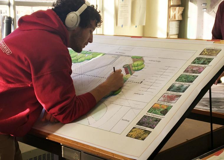 Landscape Architecture (BS)