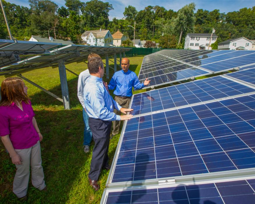 SES Renewable Clean Energy Undergraduate Science Majors