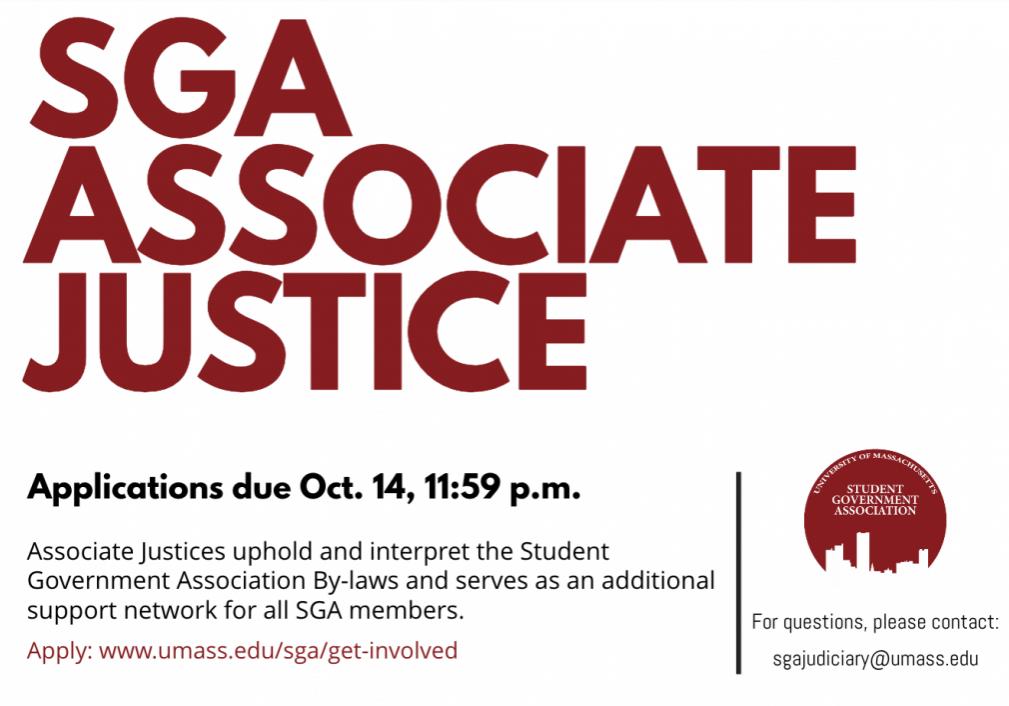 Associate Justice Graphic
