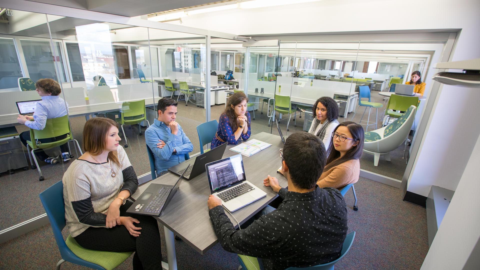Graduate Commons, University of Massachusetts Amherst
