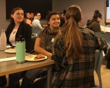 UMass Amherst Sociology Alumni Night 2018 February