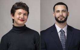 Isabel Levin and Solomon Siskind | UMass Sociology