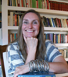 Barbara Zecchi, Professor, Director of Film Studies, UMass Amherst