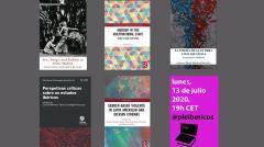 Pleibéricos . Evento 2 (13 de julio 2020, 7pm CET)