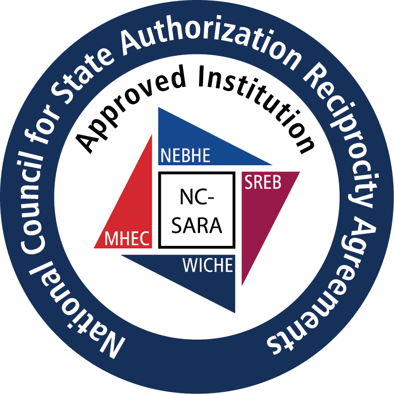 National Council for State Authorization Reciprocity Agreements - Approved Institution