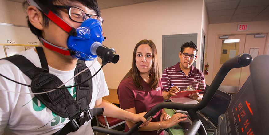 The Physical Activity and Health Lab