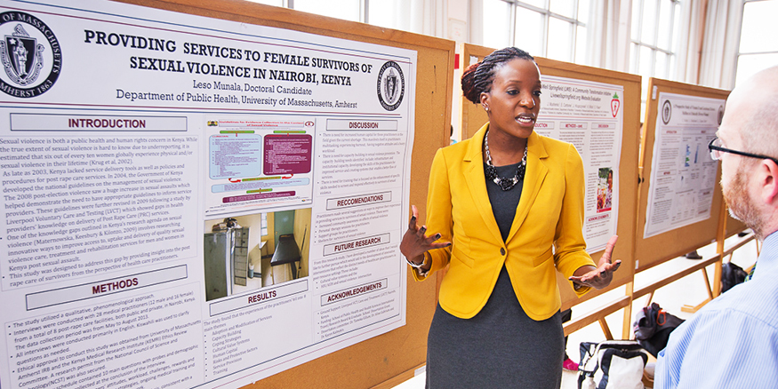 SPHHS Student Research Day