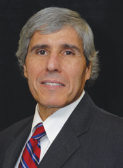 University of Massachusetts School of Public Health and Health Sciences Advisory Board Member Howard Shane
