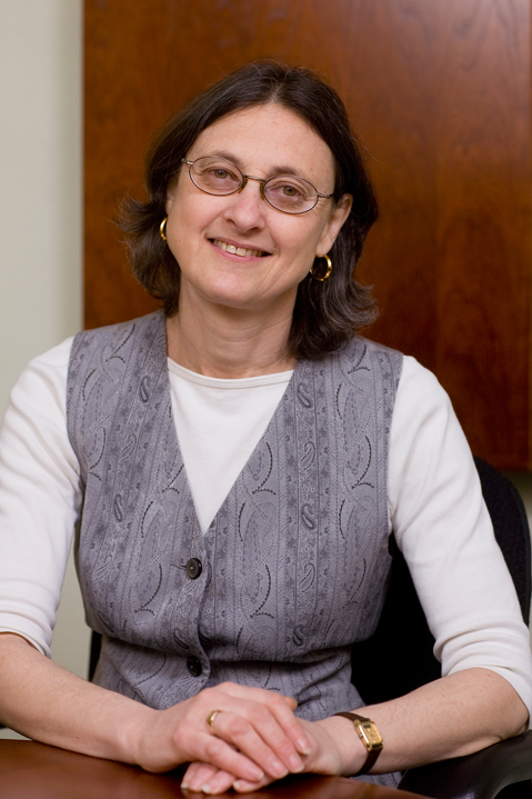 C. Marjorie Aelion, Dean of the School of Pubilc Health and Health Sciences