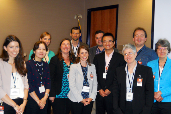 Faculty Visit National Institute Of Environmental Health Sciences