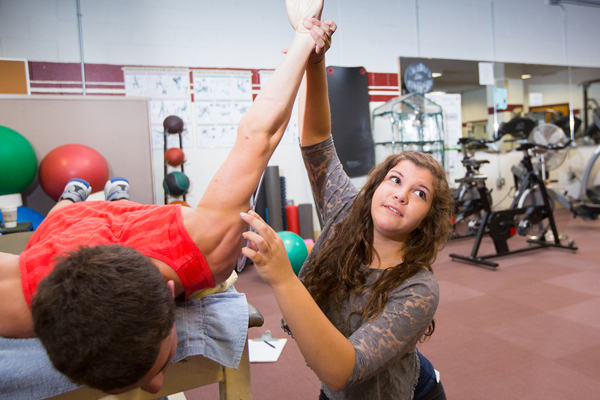 Kinesiology And Exercise Science college courses for high school students nyc