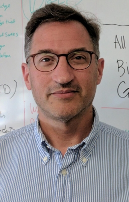 University of Massachusetts Amherst Associate Professor of Biostatistics Ken Kleinman