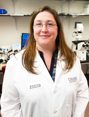 University of Massachusetts Environmental Health Sciences faculty Laura Vandenberg
