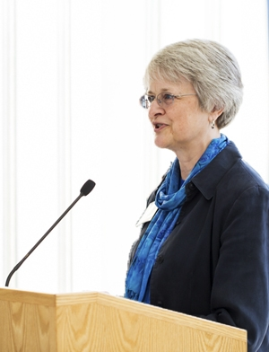 University of Massachusetts Epidemiology faculty Susan Hankinson