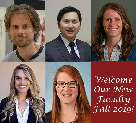 UMass Amherst SPHHS New Faculty Fall 2019