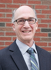 UMass Amherst Communication Disorders Lecturer David Gooler