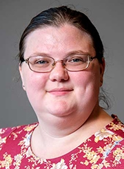 UMass Amherst Environmental Health Sciences Postdoctoral Research Associate Emily Marques