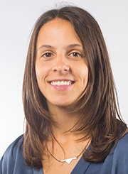 University of Massachusetts Assistant Professor of Kinesiology Katie Becofsky