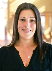 University of Massachusetts Amherst Communication Disorders faculty Kelly Richardson