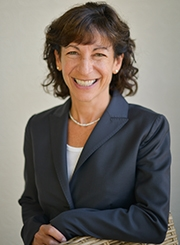 University of Massachusetts Professor of Epidemiology Lisa Chasan-Taber