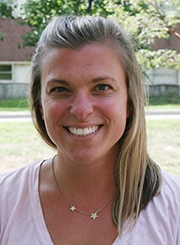 UMass Amherst Nutrition Extension Program Staff Member Lynn Beattie