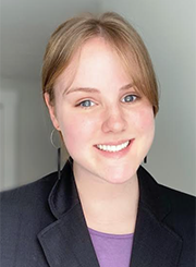 Health Promotion and Policy graduate student M. Paige Farren