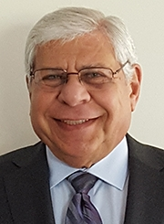 UMass Amherst Professor Emeritus of Nutrition Mokhtar Atallah