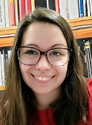 Health Promotion and Policy graduate student Ruth Quattro