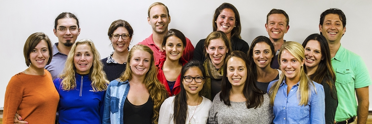 The University of Massachusetts Department of Communication Disorders' Project iPrep team