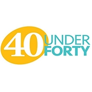 BusinessWest 40 Under Forty logo