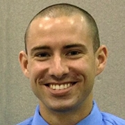 UMass Amherst Kinesiology postdoctoral researcher Chad Straight