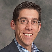 UMass Amherst SPHHS Associate Dean of Administration and Finance Christopher Greenfield