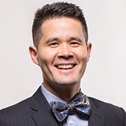UMass Amherst Assistant Professor of Health Policy and Management David Chin